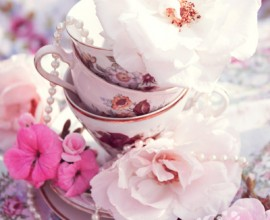 Chintz anyone by Lucy Barden Photography