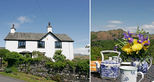 holiday cottage photography cumbria