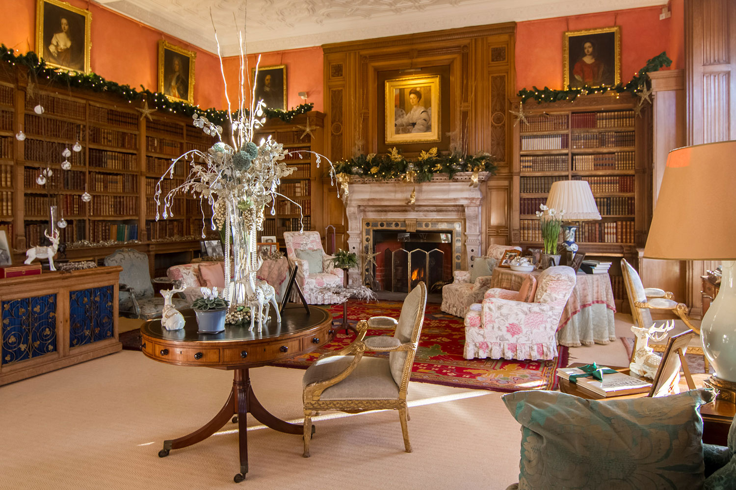 Christmas brand shoot seasonal interior photography Cumbria