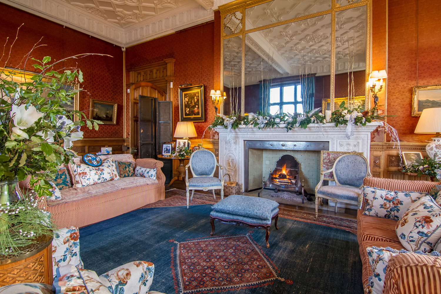 period home interior photographer cumbria professional photography